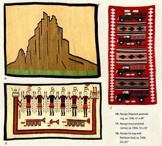 Pictorial Navajo Rugs
